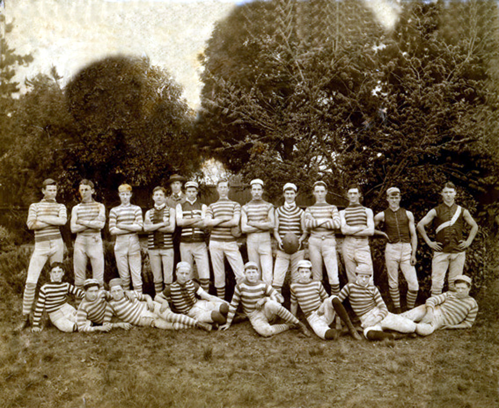 Edlington Football Teams