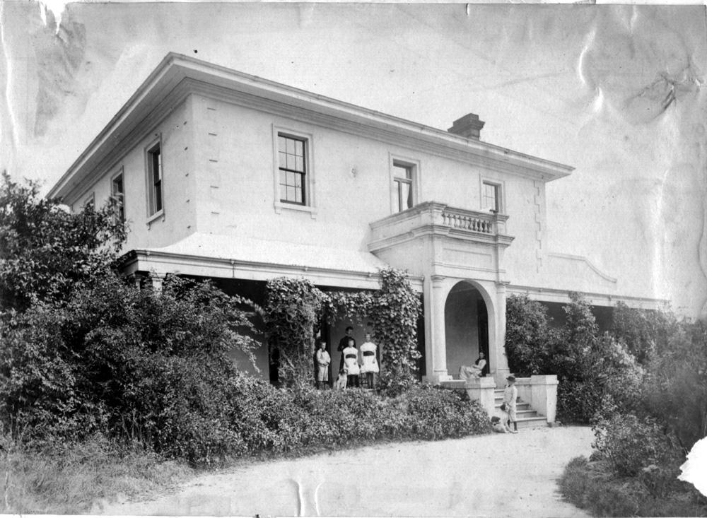 Edlington home