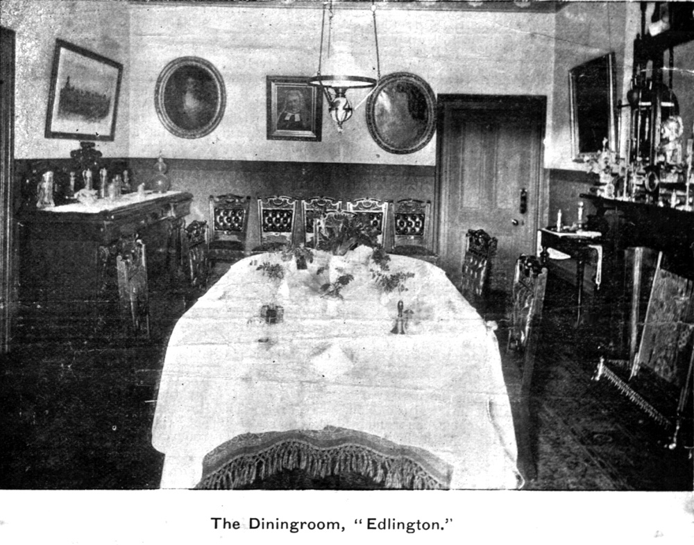 Edlington Dining Room