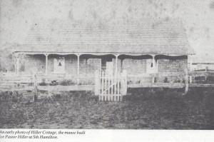 Hiller Cottage South Hamilton